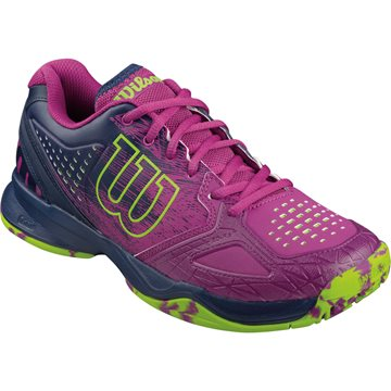 Produkt Wilson Kaos Comp All Court Women Purple