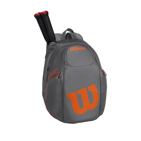 Wilson Vancouver Burn Backpack Grey