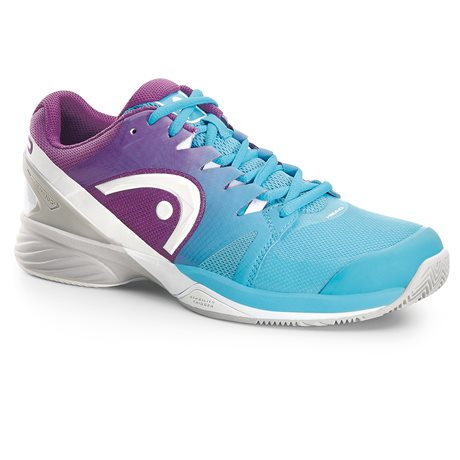 HEAD Nitro Pro CLAY Women Aqua/Violet