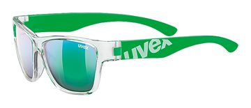 Produkt UVEX SPORTSTYLE 508 CLEAR GREEN/GREEN MIRROR (9716) 19/20