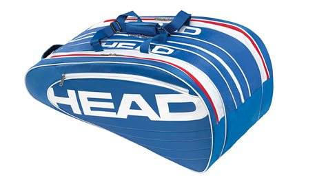 HEAD Elite Monstercombi Blue X10