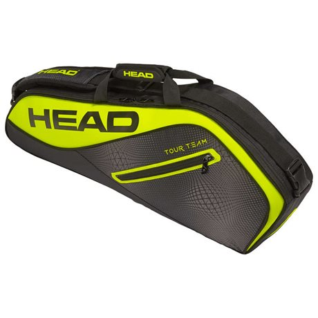 Head Tour Team Extreme 3R Pro Black/Yellow 2019