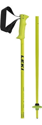 Leki Spitfire Junior metallic neonyellow/green-black 6434436 18/19