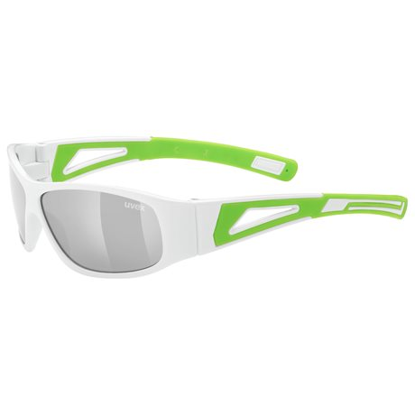 UVEX BRÝLE SPORTSTYLE 509 WHITE GREEN