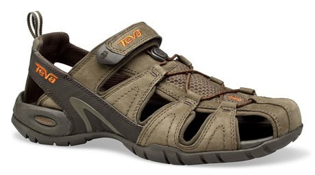 TEVA Dozer 3 Leather 4157 TAR