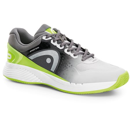HEAD Sprint Evo CLAY Men grey/green