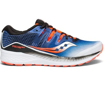Produkt Saucony Ride ISO White/Blue/ViZiRed