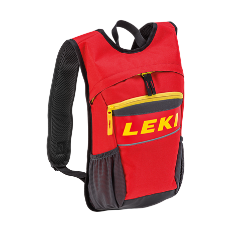 Leki Backpack red