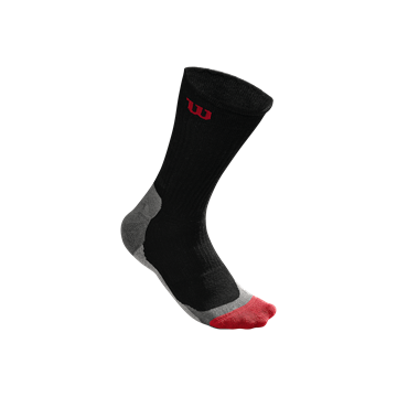 Produkt Wilson M High End Crew Sock Black