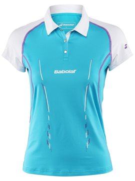 Produkt Babolat Polo Women Match Performance Blue 2014