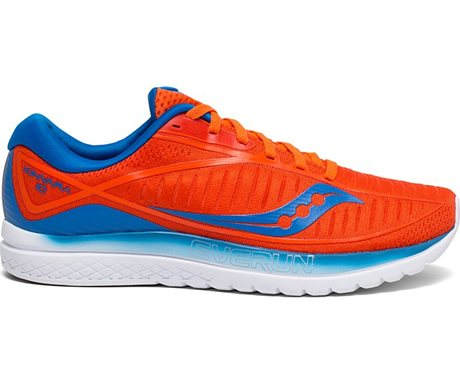 Saucony Kinvara 10 Orange/Blue