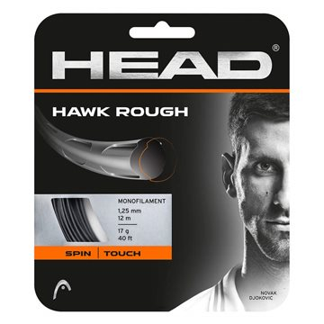 Produkt HEAD Hawk Rough 12m 1,30 Black