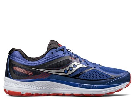 Saucony Guide 10  Blue/Orange