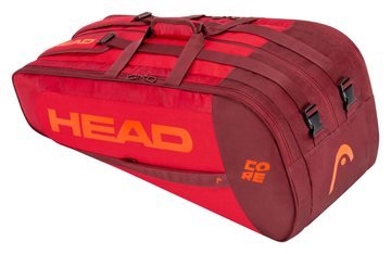 Produkt Head Core 9R Supercombi Red/Red 2021