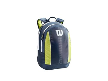 Produkt Wilson Junior Backpack Navy/Lime Green 2021