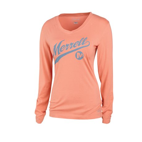 Merrell League LS Tee JWF21509-659