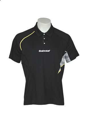 Babolat Polo Boy Performance Black 2013/2014