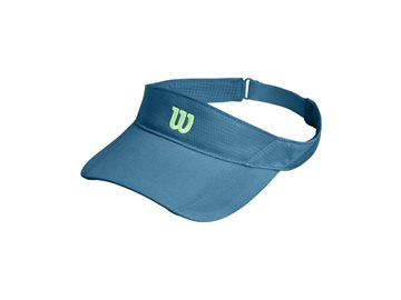 Produkt Wilson Rush Knit Visor Ultralight Niagara Blue