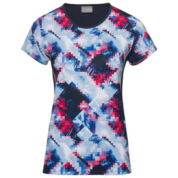 Produkt HEAD Mia T-Shirt Women Royal/Dark Blue