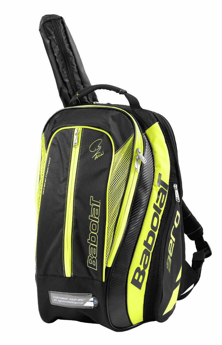 Babolat Pure Aero Backpack 2016
