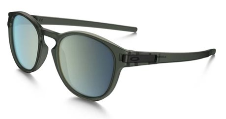OAKLEY LATCH MATTE OLIVE INK EMERALD IRIDIUM