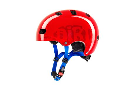 UVEX KID III, DIRTBIKE RED