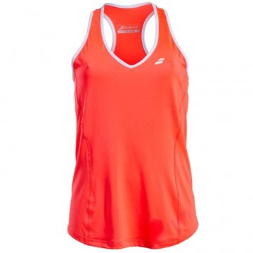 Produkt Babolat Core Women Crop Top Fluo Strike