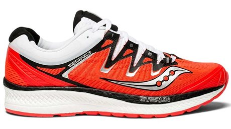 Saucony Triumph ISO 4 Vizi Red/Black/White