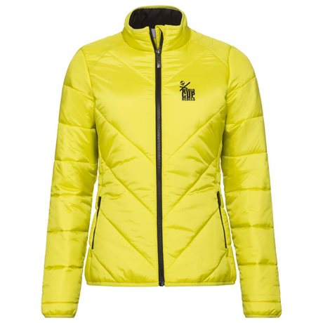Head Race Kinetic Jacket Women Yellow