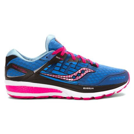 Saucony Triumph ISO 2 Blue/Pink