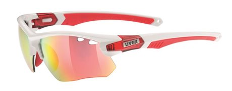 UVEX SGL 109, WHITE RED