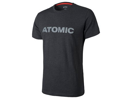 Atomic Alps T-Shirt Black/Light Grey