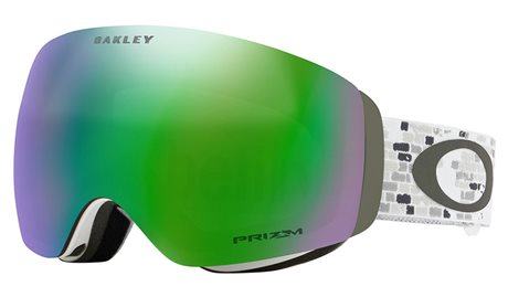 OAKLEY Flight Deck XM Lindsey Vonn w/PRIZM Snow Jade Iridium 18/19