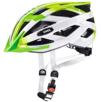 Produkt UVEX HELMA AIR WING, LIME WHITE 19/20