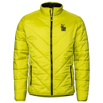 Produkt Head Race Kinetic Jacket Men Yellow