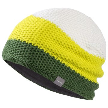Produkt Head Lois Beanie Forestgreen/Yellow
