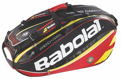Babolat Pure Aero Racket Holder X12 French Open 2015