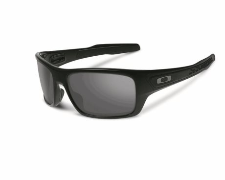 OAKLEY Turbine Polished Black w/ Black Iridium