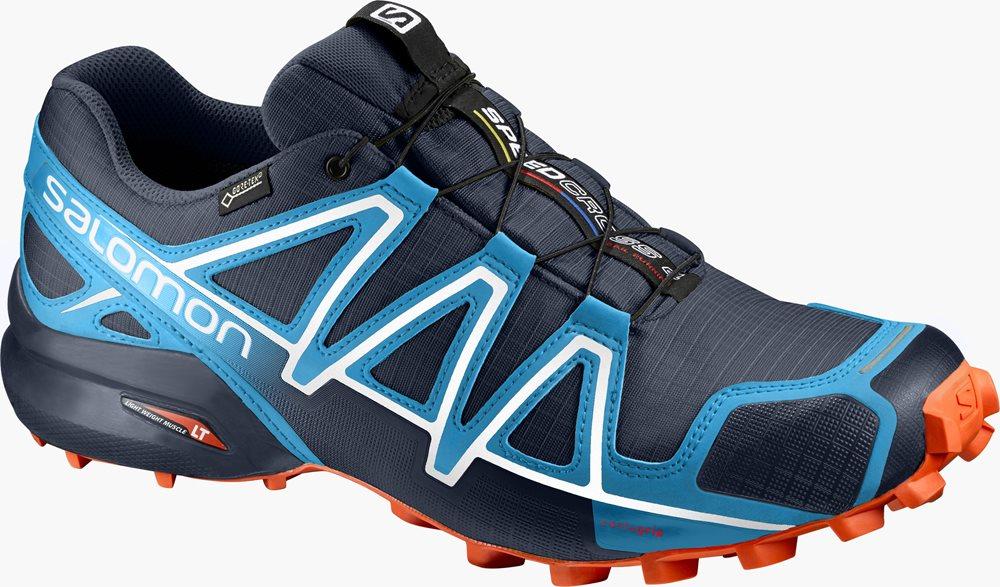 Trailová obuv - Pánská obuv Salomon  053b25aa3d