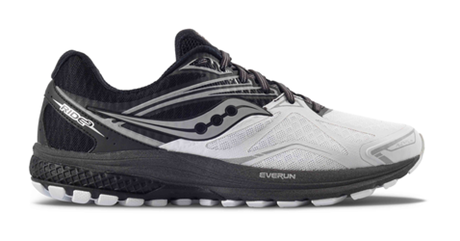 Saucony Ride 9 W Black/Silver