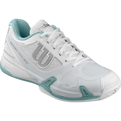 Wilson Rush Pro 2.0 All Court Women White