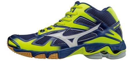 Mizuno Wave Bolt 5 Mid V1GA166502