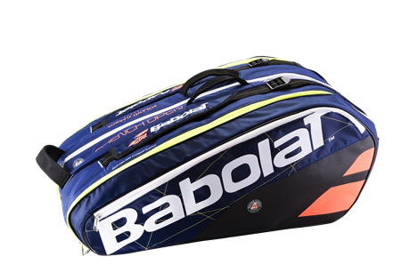 Babolat Pure French Open Racket Holder X12 2017