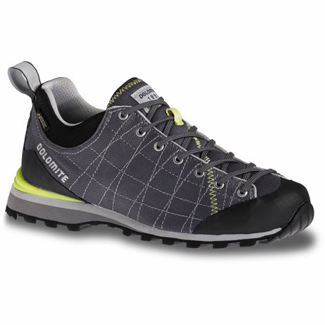 Dolomite Diagonal Lite Women Grey/Green