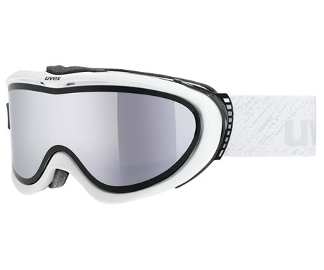 UVEX COMANCHE TAKE OFF OTG white/mir silver lgl/clear S5512091426 20/21