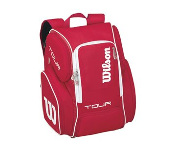 Produkt Wilson Tour V Backpack Large Red