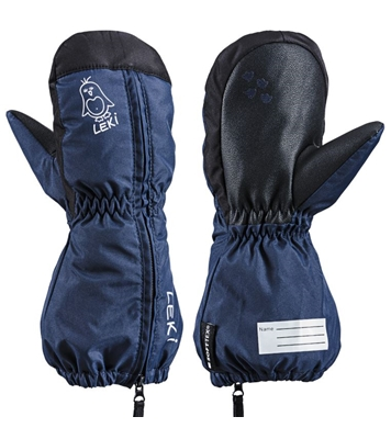 Leki Little Sleeve Mitt navy-black 643889403 18/19