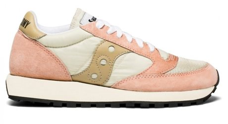 Saucony Jazz Original Vintage Tan/Muted Clay