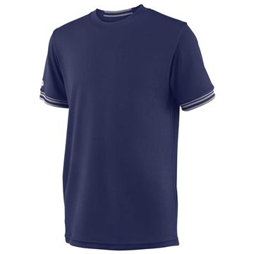Produkt Wilson B Team Solid Crew Blue Depths