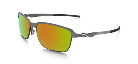 OAKLEY Tinfoil Lead w/ Fire Iridium